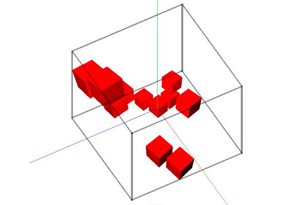 Размеры 3d-объекта в Three.js