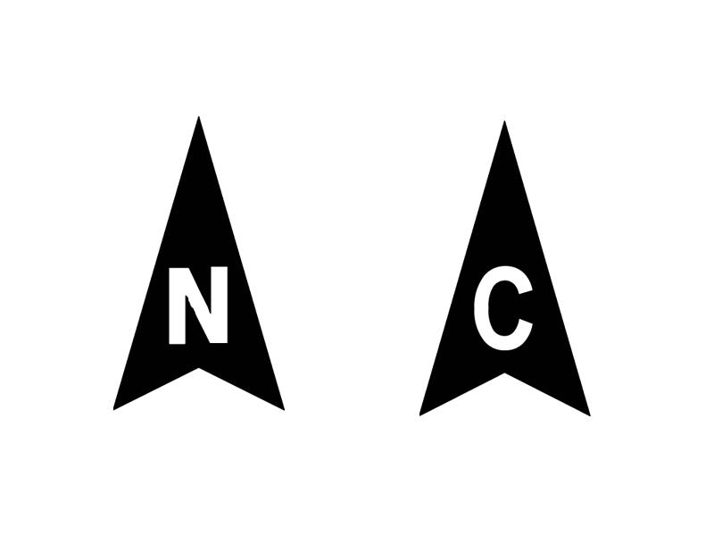SVG-иконка компаса